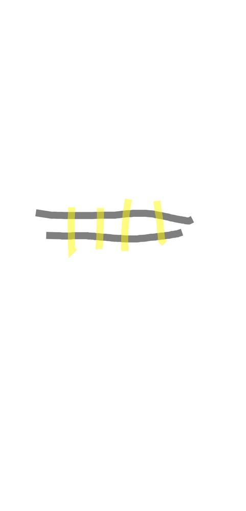 どなたか2ラインリングでセンターにゴールドのラインがいくつか入っているようなリング知りませんか? 探しています! 知っている方教えてくださいー!