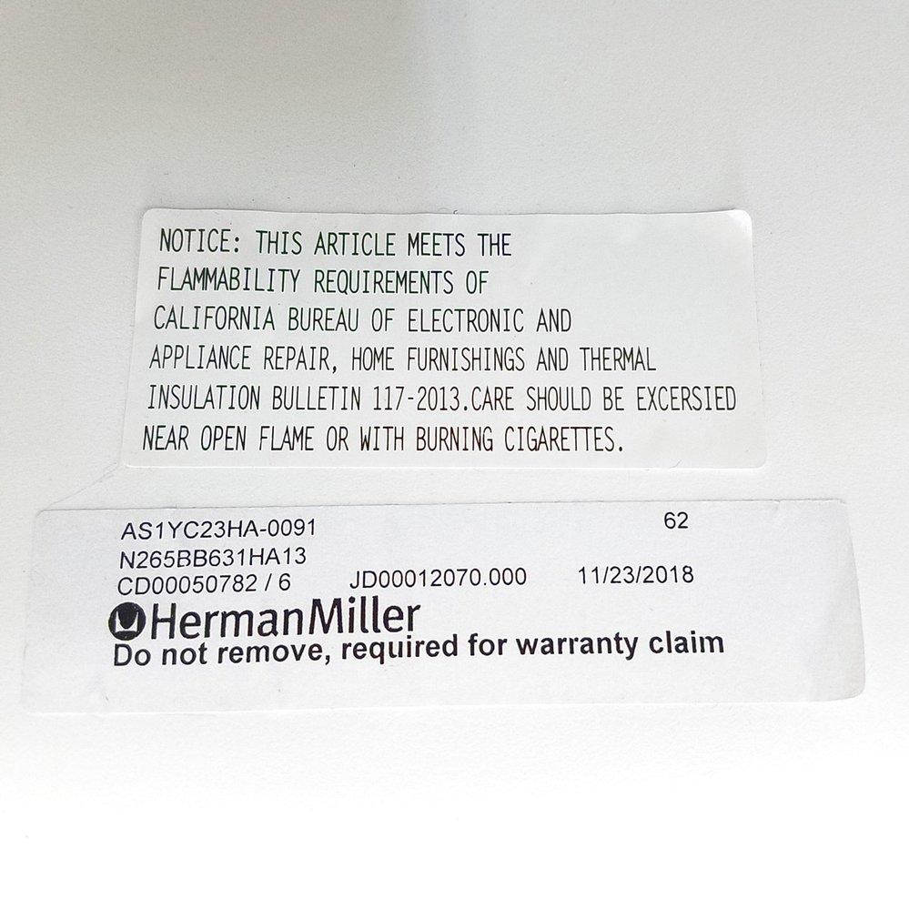 製品の裏ラベルに書いてあった do not remove,required for warranty claim プロっぽい翻訳はどんな感じになりますか?