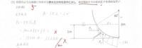 水理学です。この問題の解き方を教えてほしいです。
