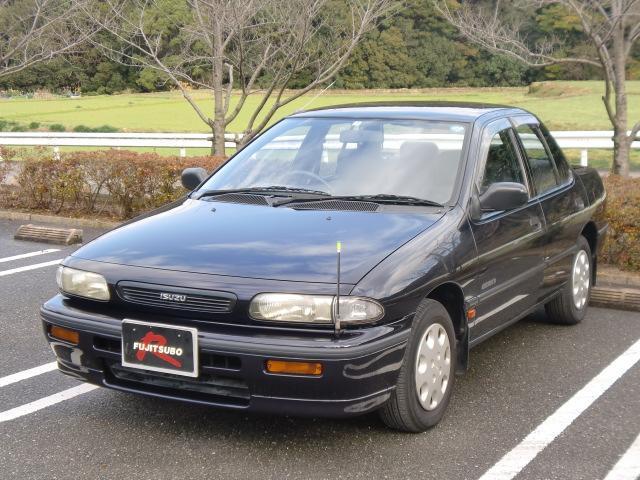 いすゞジェミニはどのような車でしたか?