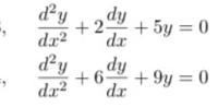 微分方程式の一般解を求めよという問題です。 微分積分があまり得意ではなく、答えまで出せません……途中式などできるだけ詳しく知りたいです……よろしくお願い致します。