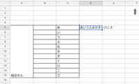 A1〜A4やA8〜A11などの不規則に結合されているセルの2つ隣のC列のセルにある文字を繋げ、Dのセルに全て繋げた文字を表示させたいです。 何個もあるため、vbaでしたいと思っています。 ご教授お願いします。  画像のようなイメージです。