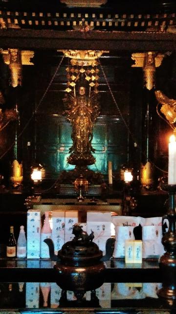 これはどこの寺の仏像ですか?