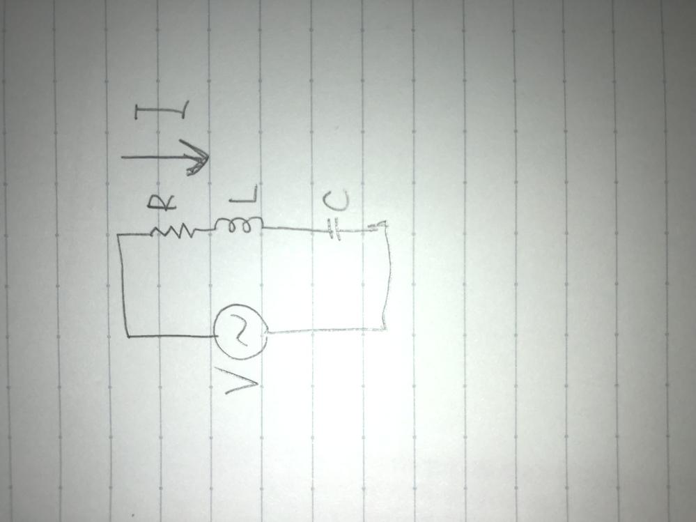 この回路の共振周波数f と Q値を教えてください。
