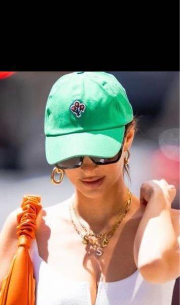 この帽子どこのブランドか教えてください。