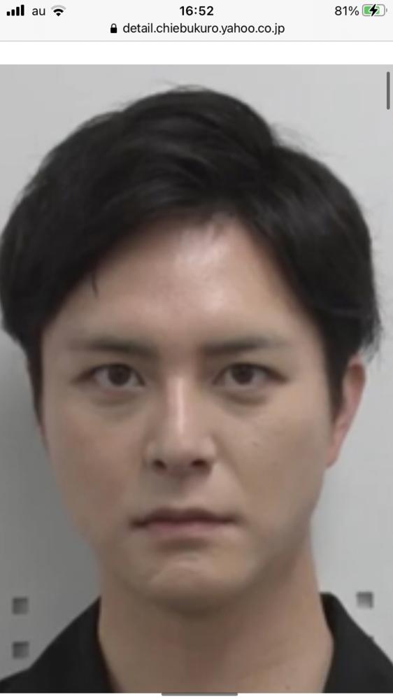 この人と俳優の岡田健史さんちょい似てませんか?