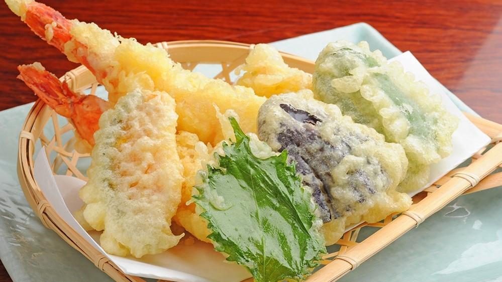 夏でも天ぷらは食べますか?
