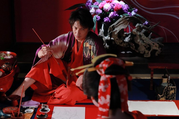 歌麿先生の桜の塔 本日最終回で9話までて視聴率を見れば 打ち切りのはずはないですが今の流れですかね?