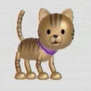 この猫のキャラクターってなんのゲームですか?