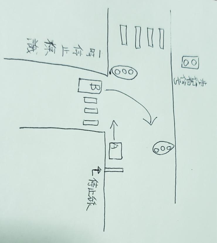 歩行者信号を信号無視する車 通勤途中で、歩行者用信号が青になっても通行している車を何回か見かけています。 仮に、車Aが赤信号を無視してBがぶつかった場合どちらがより悪くなりますか? B側の横断歩道には歩行者がいないとします。