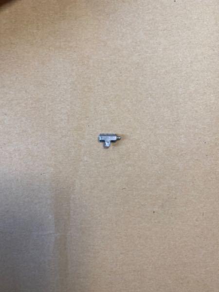 東京マルイのM870ブリーチャーの部品なのですがどの部分の部品かわかりますか? 出来れば取説にあるNo.で教えて頂けると助かります