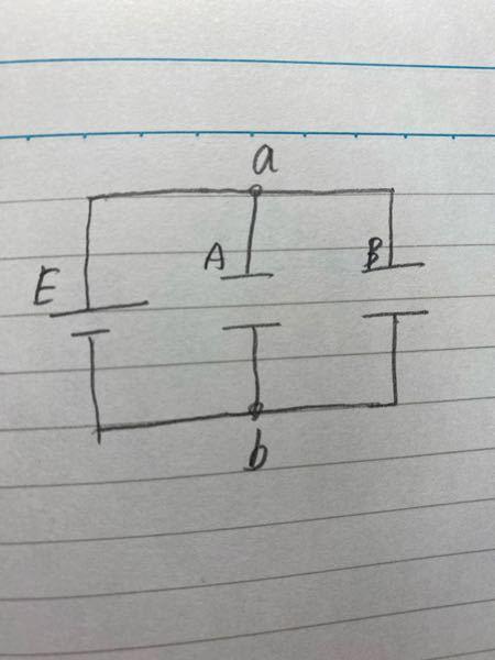 このab間の電位差はゼロですか?