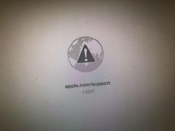 Macを初期化しようとしてハードディスクをフォーマットし直してOSをインストールしたらこんな事になりました!!解決方法はありますか?Mac book pro(13-inch 2012midi)です