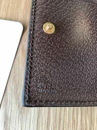 グッチの財布ですが本物か判断出来る方いますか?