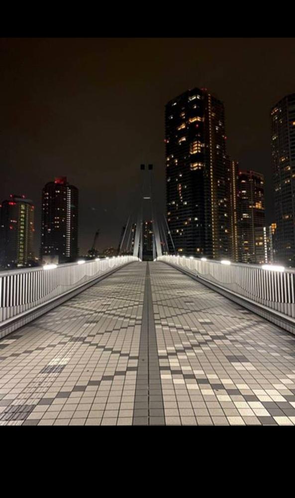 どこの橋ですか?