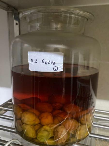 梅酒を作ったのですが、皆様どのようの小分け、利用されていますか。