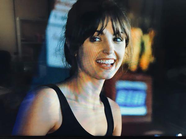 この外国人女優さんの名前を教えてください。