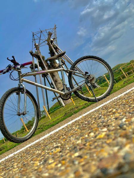 おじいちゃんにあげると言われてもらったのですが、この自転車っていいやつですか? すごく初心者で、すみません。