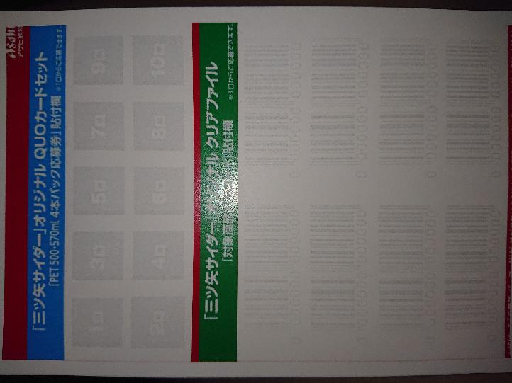 三ツ矢サイダーのプレゼント企画に参加しようと思ってハガキを印刷をしたのですが、印刷をミスって写真のように周りが白く余白ができてしまいました。このまま応募しても大丈夫でしょうか? それとも印刷し直した方が良いでしょうか?