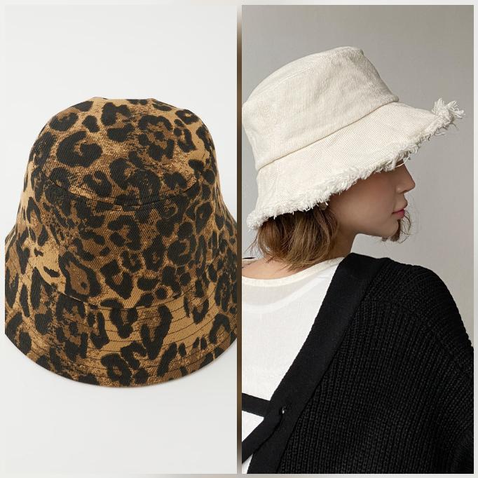この2つの帽子ならどちらがおすすめですか?