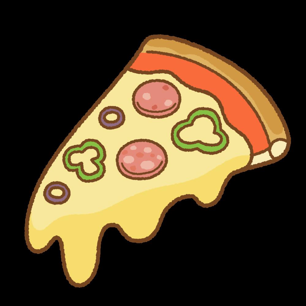 朝からピザはありですか?