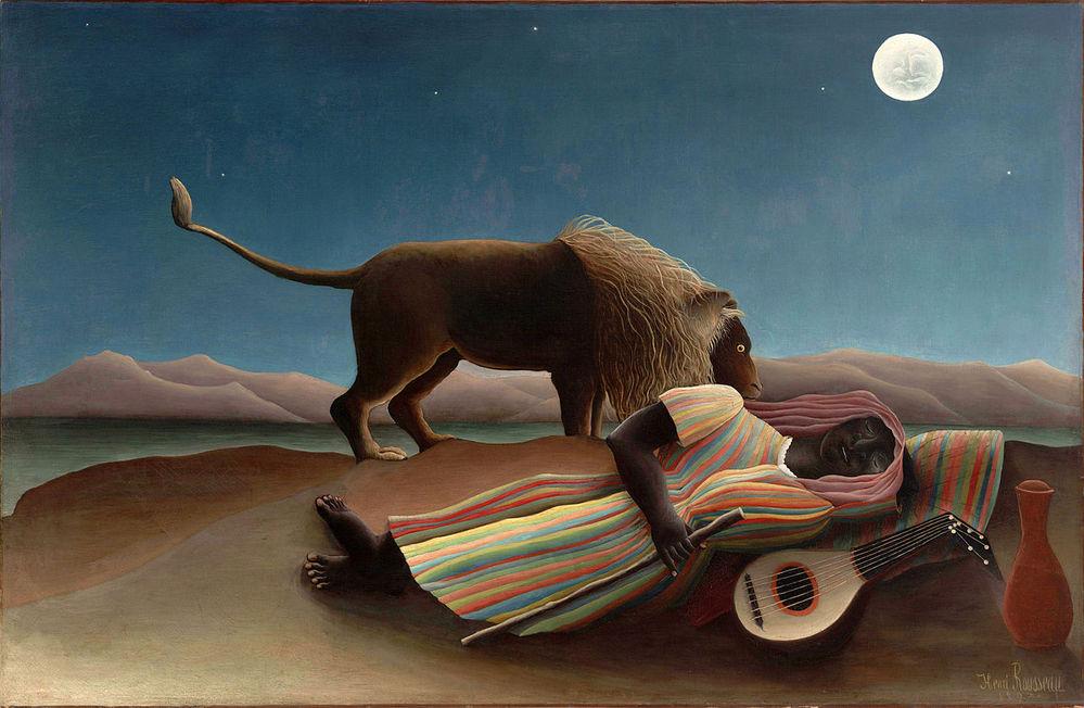 シニアの皆さんが 子供の頃に目にして とても印象的だった絵画は何でしょうか?