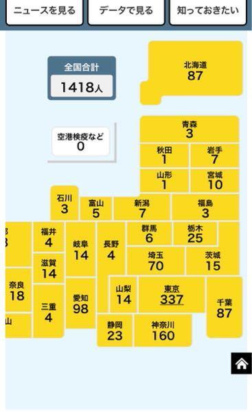 東京、神奈川、北海道、千葉はコロナ対策やっているのですか? 下がりませんよね?