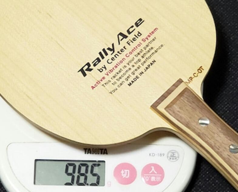 ラリーエースのラケットをみちのく人気ユーチューバーのteruさんが買ったところ、98.5gというハズレ品が届いたらしいのですが、 ラリーエースは品質が悪いのでしょうか? . 私も買おうと思っていたのですが、思いとどまっています。