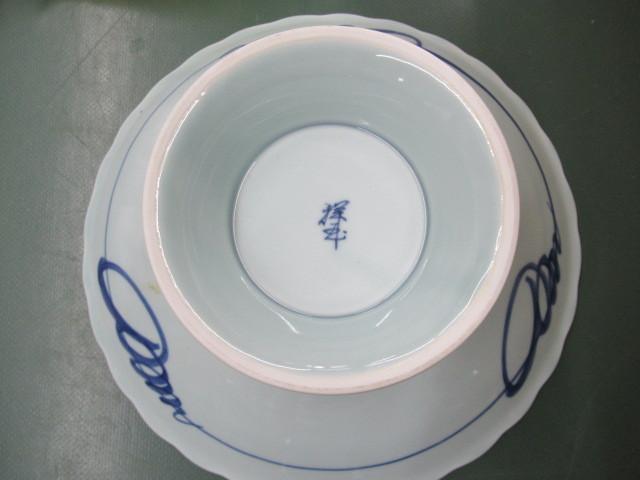 この陶器の裏側に書かれている文字は何と書いてあるのでしょうか?