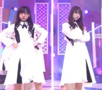 としきょんクイズ!Part3  画像は、日向坂46の「としきょん」こと加藤史帆(右)と齊藤京子(左)ですが、 さて、なんの曲でしょう? 正解者には500枚(゚∀゚)