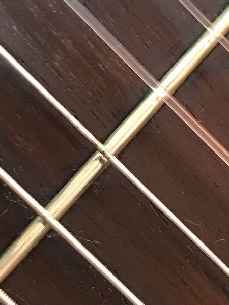クラシックギターを使っています。 弦が黒済んできたときは、替えどきでしょうか?
