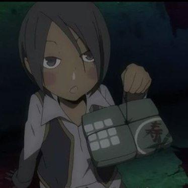 これ何てアニメの何てキャラですか?
