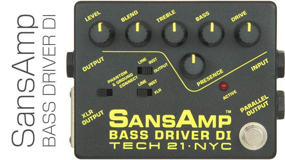 SANSAMP BASS DRIVER DI の消費するアンペアっていくつですか?