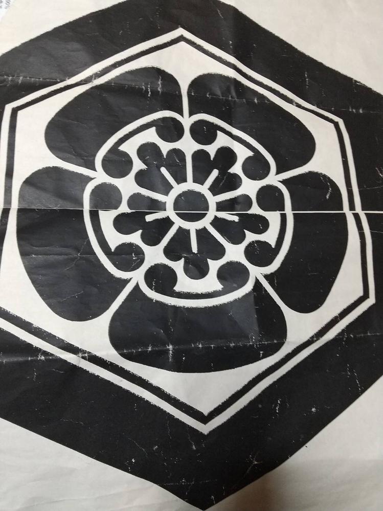 家紋にお詳しい方、教えてください。 この画像の家紋の名前は何でしょうか?