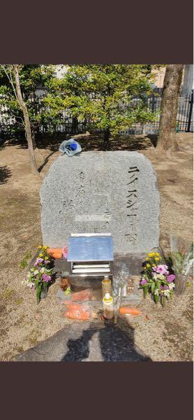 ウマ娘でライスシャワーの 慰霊碑に青薔薇を添えて炎上していましたが 自分は青い薔薇ではなく短剣を持ってお供えしたいと思いますがどう思いますか?