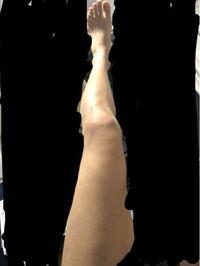 女子に足綺麗って言われたんですけど足綺麗ですか?