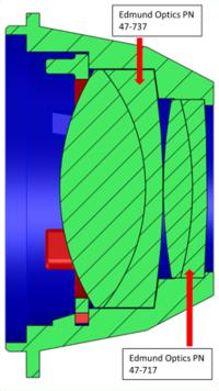 光学レンズについての質問です。  VRのレンズについて調べてたら https://www.moguravr.com/microsoft-dk2-lens/ こうのような記事をみつけました。 こちらで紹介されているレンズは2枚の凸レンズを用いたものになっています。 一般的なVRのレンズは1枚しか凸レンズを用いていません。  光学的に複数のレンズを用いるメリットとはあるのでしょうか?  複数枚レ...
