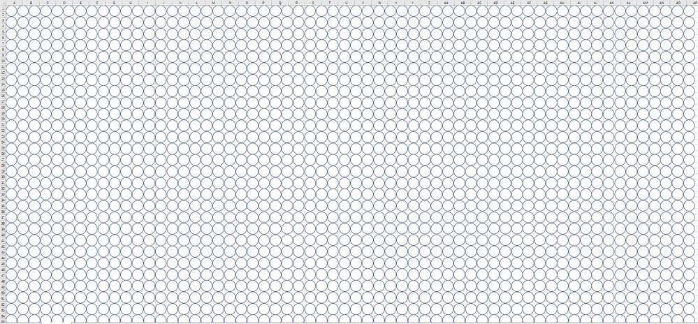 ExcelのVBAでオートシェイプの色をカウントすることが出来るでしょうか。 VBA初心者です。 知識がなく誠に申し訳ございませんが、以下のことで困っています。 ペットボトルキャップアートを制作しようと思っておりまして、オートシェイプで〇をたくさん作り色付けしていく予定です。 その〇のオートシェイプに色を付けたあと、色ごとに個数をカウントしてキャップを集めていきたいと思っておりますが、なんせ量が量ですのでマニュアルで数えることを避けたいと思っています。(30×60個なので1800個も数えることが時間的に余裕がありません。。。) 急遽配色の変更にも対応したいとも考えております。 やりたいこととして、 ・Sheet内にあるすべてのオートシェイプの色を認識したい ・認識した色を特定のセルに「赤色:〇〇個」などを表示したい(RGBコードでも構いません。) ・色を変更した際でも個数のカウントしたい。 以上です。 注意点がもしあれば、補記いただけると大変助かります。 宜しくお願いいたします。 T