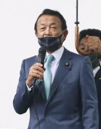 麻生太郎さんが小池百合子の悪口を言ったようですが、当たっていますよね。