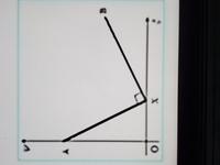座標平面の図形の問題で 点A.Bの座標をそれぞれをA(0.6)B(11.4)とし、x軸上に点cを、∠ACBが直線となるようにとる。そのとき、点Cのx座標を求めよ。ただし、線分BCは 線分BCは線分ACより長いものとする。 この問題全然分からないので教えてください。
