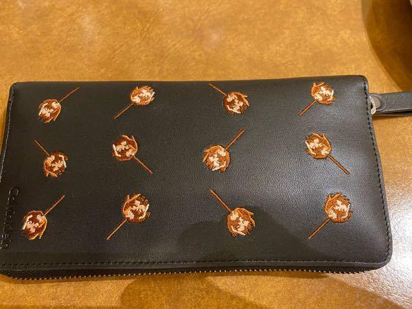 この財布はどこのブランドのものですか?