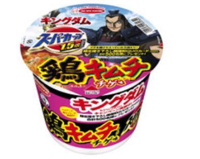 7/12に販売開始される「エースコック スーパーカップ1.5倍 鶏キムチチゲ味ラーメン」食べてみたいですか?