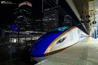 外国人に「これ何新幹線ですか?」と聞かれたらあなたならなんと答えますか?私なら「北陸新幹線です。」というと思います。