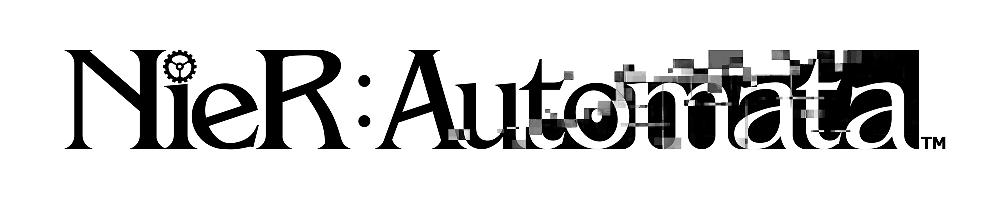 NieR:Automataのロゴを異なる文字で作りたい思い フォントは似たようなものを探しましたが Automataにかかるモザイクのような処理がわかりません。 PhotoshopでもIllustratorでも構いませんので 教えて貰えないでしょうか?