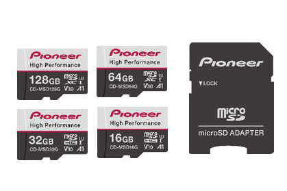 ドライブレコーダー用のmicroSDカードについて 他社製のドラレコで使用するためにPioneer(パイオニア)で出しているドラレコ用microSDカードの購入を検討していますが、この商品でも他社製のドラレコで問題なく使用できますでしょうか?