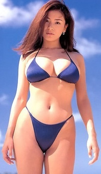 昔のグラビアアイドルで青木裕子さんは人気がありましたか?