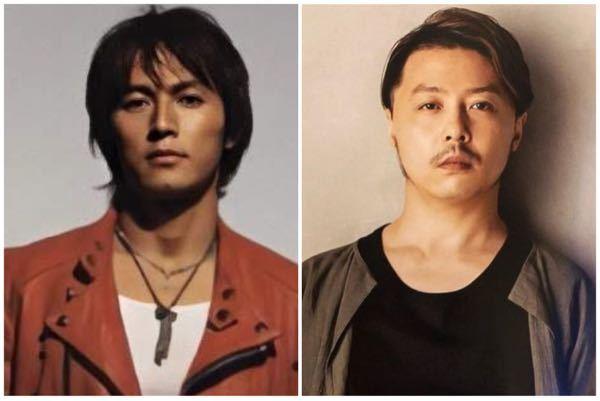 42歳の稲葉浩志と42歳の堂本剛どっちがイケメンだと思いますか?