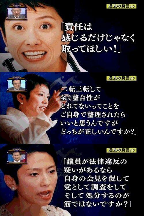 【大喜利】 「暴蓮舫将軍」どんな話?