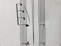 ピアノです この右手の指使い(指番号)を教えてください