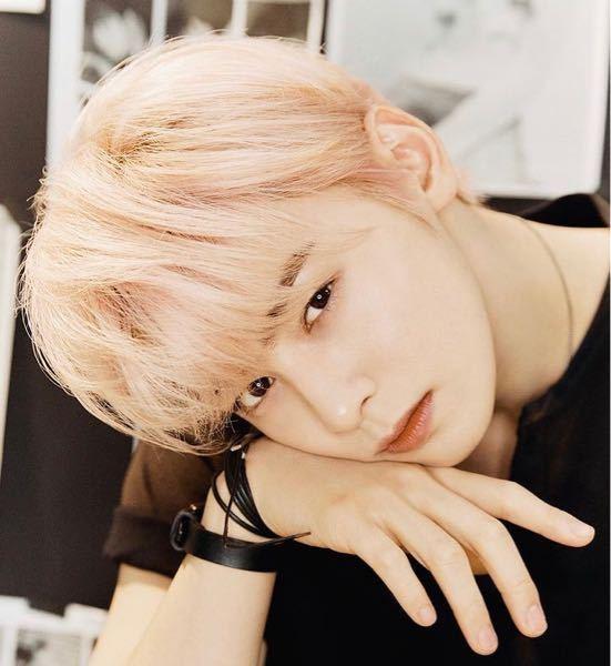こういう髪色って厳密には何色っていうんですか?ピンク、だけで大丈夫なのですか?